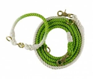 leine grün set