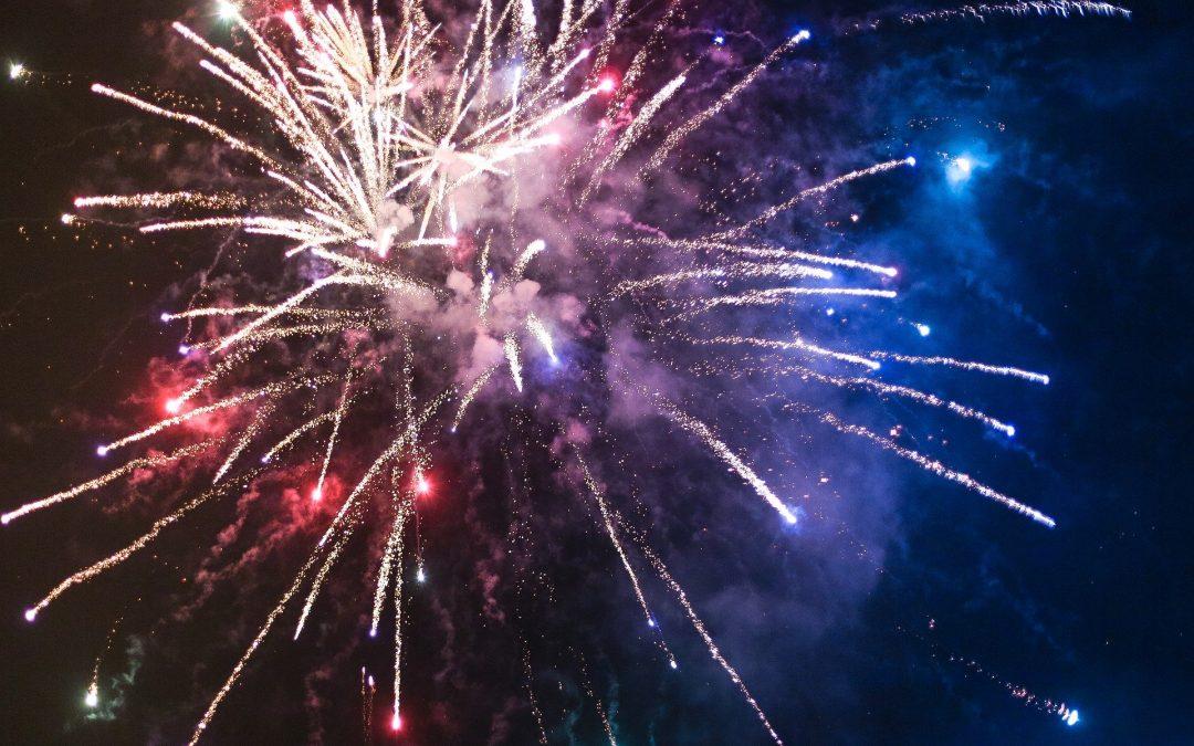Angst vor Feuerwerk und Knallerei?